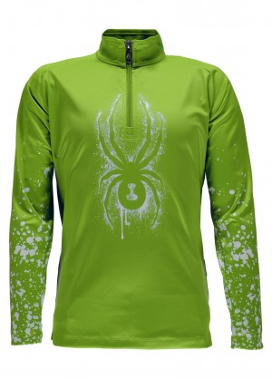 Spyder Boys Limitless 1/4 Zip T-Neck - WinterKid.com