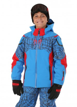 Spyder Boys Marvel Hero Jacket - WinterKids.com