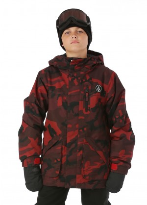Volcom Boys VS Insulated Jacket - WinterKids.com