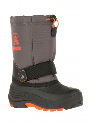 Kamik Childrens Rocket Boot - WinterKids.com