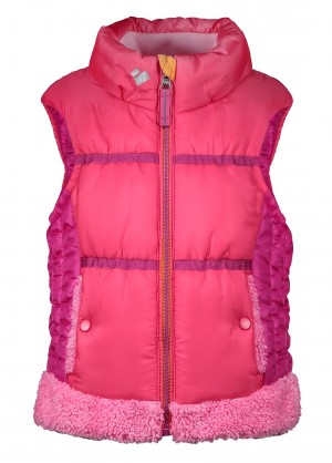 Obermeyer Toddler Girls Cancan Vest - WinterKids.com