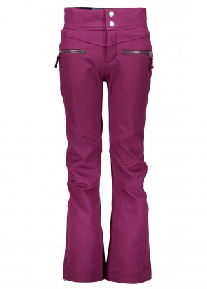 Obermeyer Girls Jolie Softshell Pant - WinterKids.com