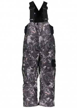 Obermeyer Toddler Boys Volt Pant Novelty - WinterKids.com