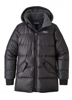 Patagonia Girls Down Parka - WinterKids.com