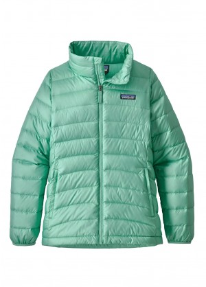 Patagonia Girls Down Sweater - WinterKids.com