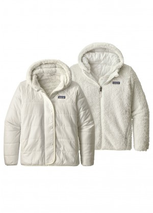 Patagonia Girls Reversible Dream Song Hoody - WinterKids.com