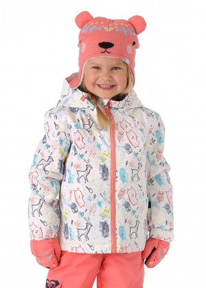 Toddler Girls Mini Jetty Jacket