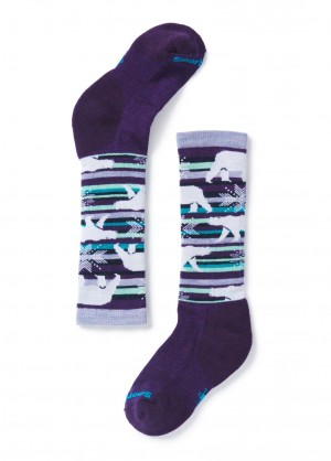 Kids Wintersport Polar Bear Snow Sock