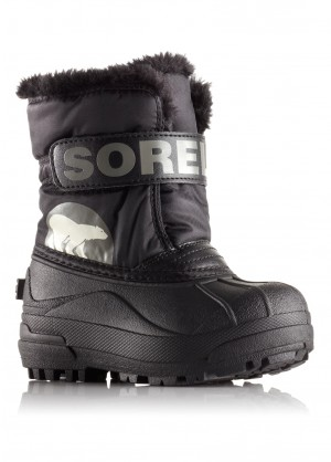 Sorel Toddler Snow Commander Boot - WinterKids.com