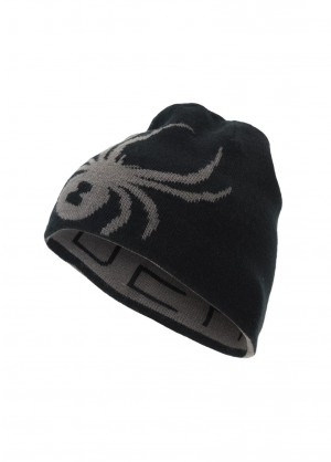 Spyder Boys Reversible Bug Hat - WinterKids.com