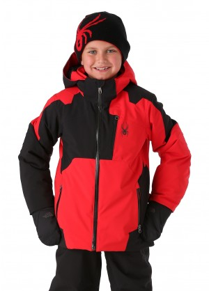 Spyder Boys Speed Jacket - WinterKids.com