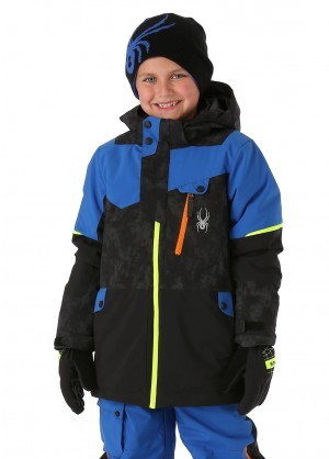 Spyder Boys Tordrillo Jacket - WinterKids.com