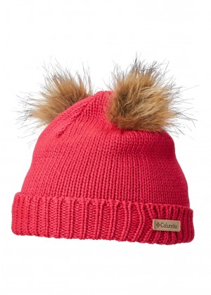 Youth Girls Snow Problem Beanie