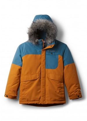 Columbia Boys Nordic Strider Jacket - WinterKids.com