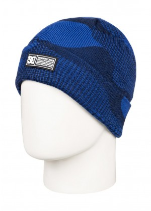 DC Boys Label Youth Beanie - WinterKids.com