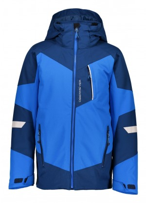 Obermeyer Boys Fleet Jacket - WinterKids.com