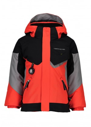 Obermeyer Toddler Boys Bolide Jacket - WinterKids.com