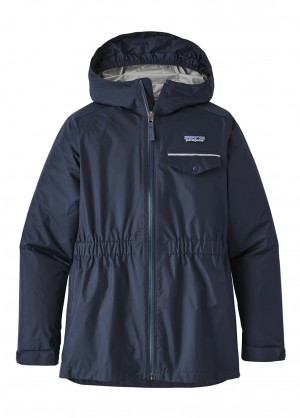 Patagonia Girls Torrentshell Jacket - WinterKids.com