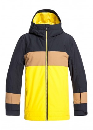 Quiksilver Sycamore Youth Jacket - WinterKids.com
