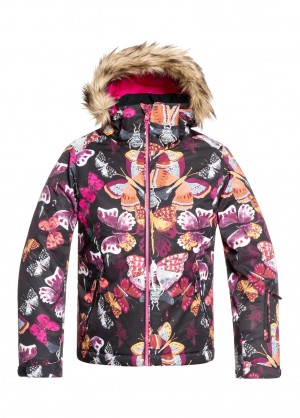 Roxy American Pie Girl Jacket - WinterKids.com