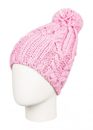Roxy Shooting Star Girl Beanie - WinterKids.com
