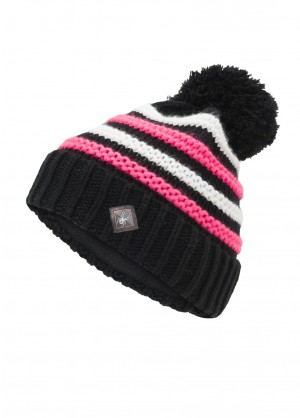 Spyder Girls Arrow Hat - WinterKids.com