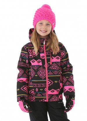 Spyder Girls Lola Jacket - WinterKids.com