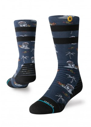 Stance Youth Space Monkey Snow Sock - WinterKids.com