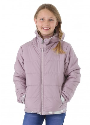 The North Face Girls Reversible Perrito Jacket - WinterKids.com