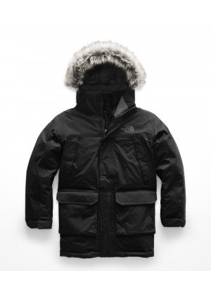 The North Face Youth Mcmurdo Down Parka - WinterKids.com