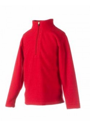 2011 Preschool UG 100 Micro Zip-T (True Red)