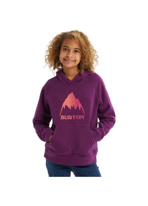 Burton Girls Classic Mtn High Pullover  - WinterKids.com