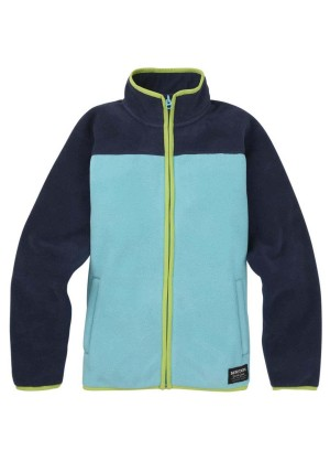 Burton Boys Spark Collar Full-Zip  - WinterKids.com