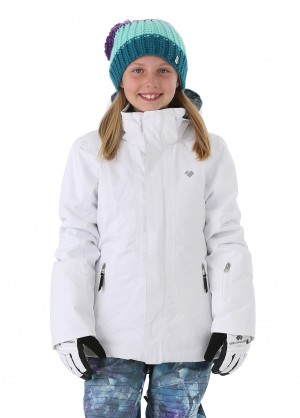 Obermeyer Girls Haana Jacket - WinterKids.com