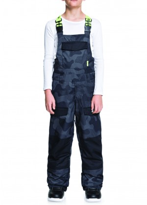 DC Boys Roadblock Bib Pant - WinterKids.com