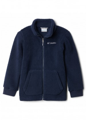 Columbia Boys Rugged Ridge II Sherpa Full Zip - WinterKids.com