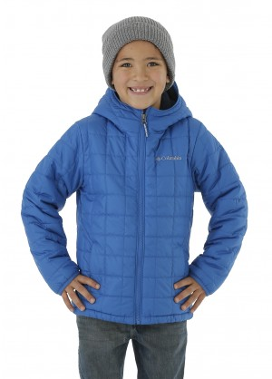 Columbia Boys Rugged Ridge Sherpa Lined Jacket - WinterKids.com