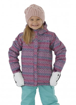 Girls Horizon Ride Jacket