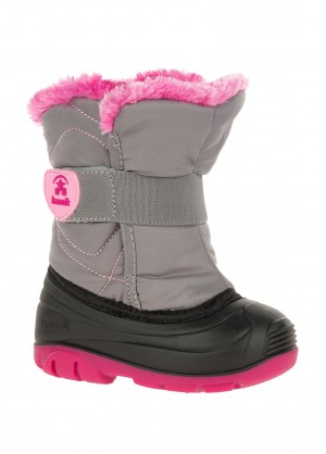 Kamik Toddler Snowbugf Boot - WinterKids.com