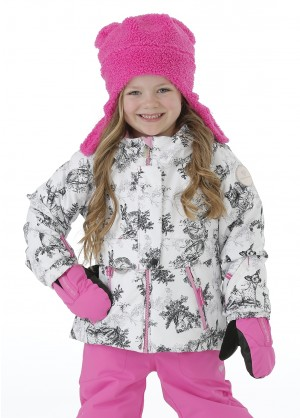 Toddler Girls Stormy Jacket - Winterkids.com