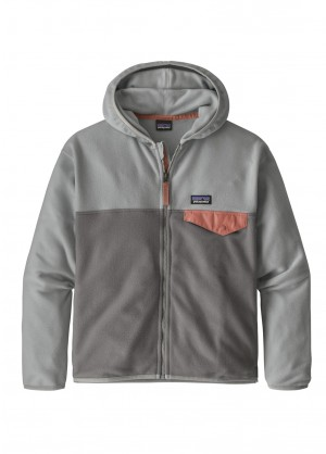 Patagonia Girls Micro D Snap-T Jacket - WinterKids.com