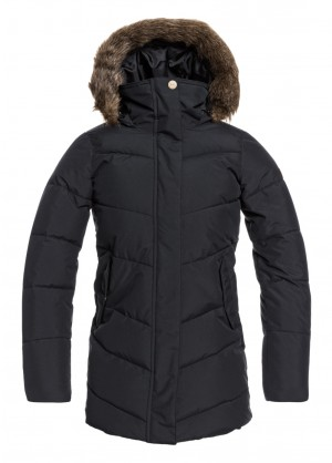 Roxy Elsie Girl Lifestyle Jacket - WinterKids.com