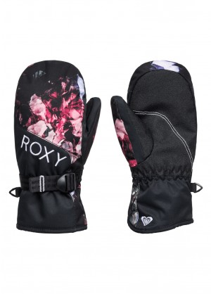 Roxy Roxy Jetty Girl Mitt - WinterKids.com