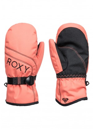 Roxy Jetty Girl Solid Mitt - WinterKids.com