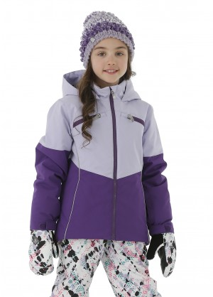 Spyder Girls Conquer Jacket - WinterKids.com