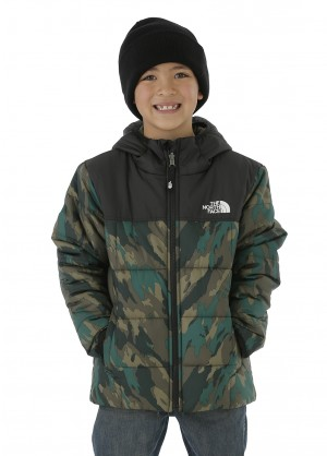 Boys Reversible Perrito Jacket - Winterkids.com