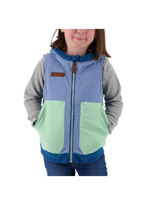 Toddler Logan Fleece Vest - Winterkids.com