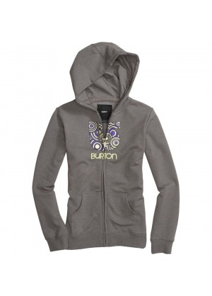 Girl's Circle Process Basic Full Zip Hoodie