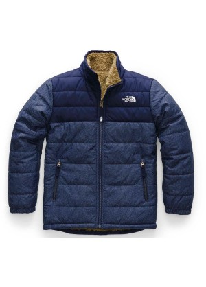 The North Face Boys Reversible Mount Chimborazo Jacket - WinterKids.com