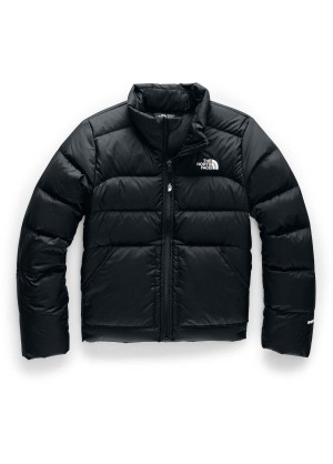 The North Face Girls Andes Down Jacket - WinterKids.com